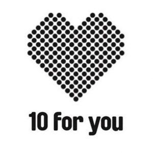 10 for you todo a 10 euros
